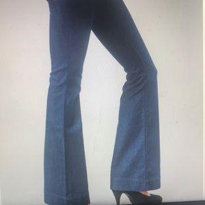 """""""J BRAND"""" """"Lovestory"""" Wide Leg Ladies Jeans ."""